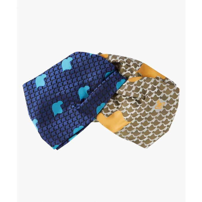 Image for Blue and green headband