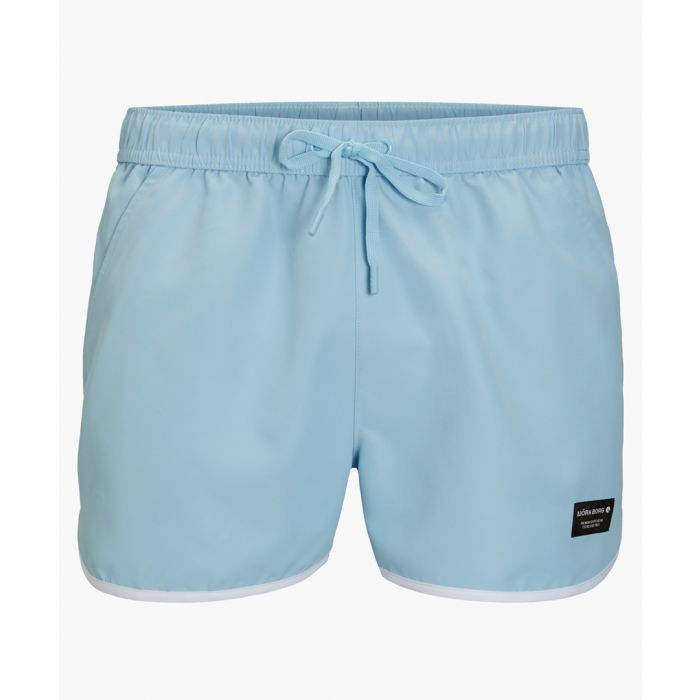 Image for Sandro blue swim shorts