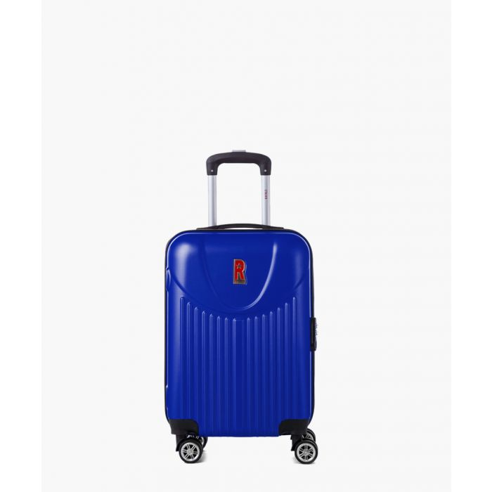 Image for 2pc Blue spinner suitcase
