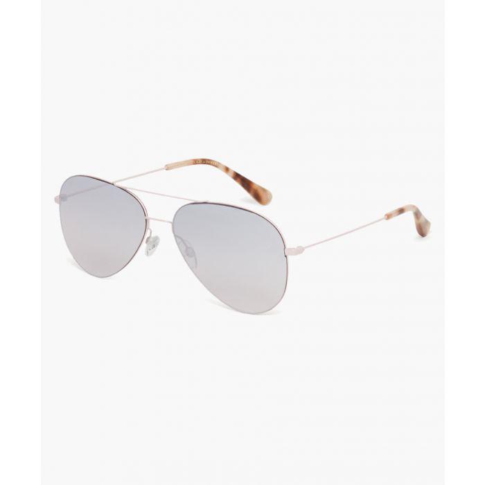 Image for Licia silver-tone sunglasses