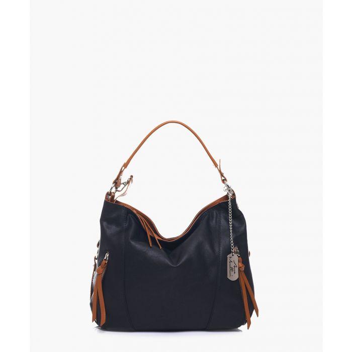 Image for Noalia black shoulder bag