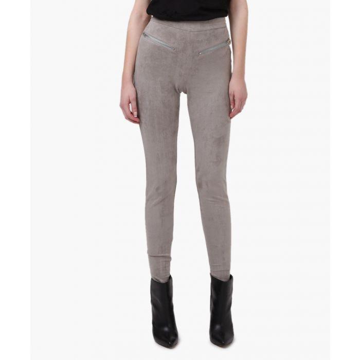 Image for Grey copper leggings