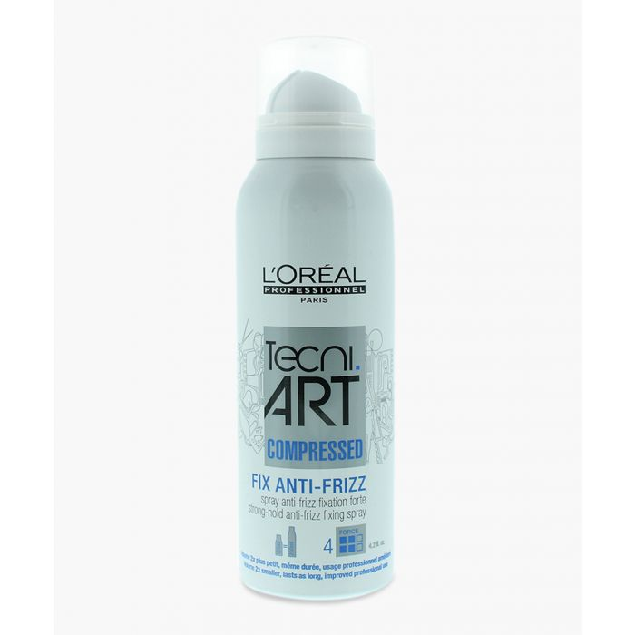 Image for Loreal fix anti-frizz compressed 125ml