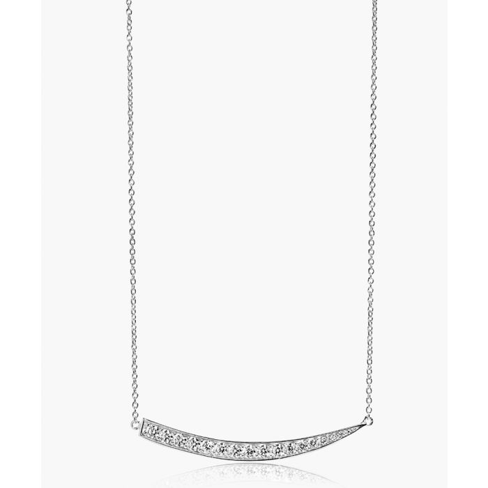 Image for Pila Grande sterling silver necklace