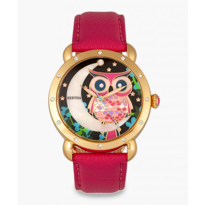 Image for Ashley pink watch