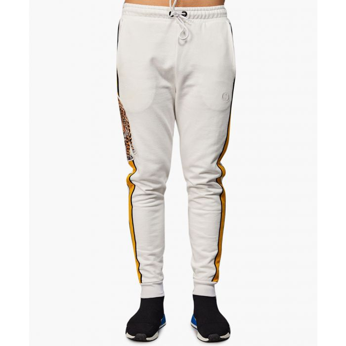 Image for Off-white cotton joggers