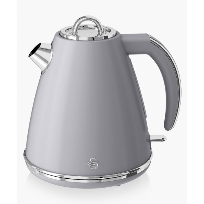 Image for Grey jug kettle 3KW 1.5L