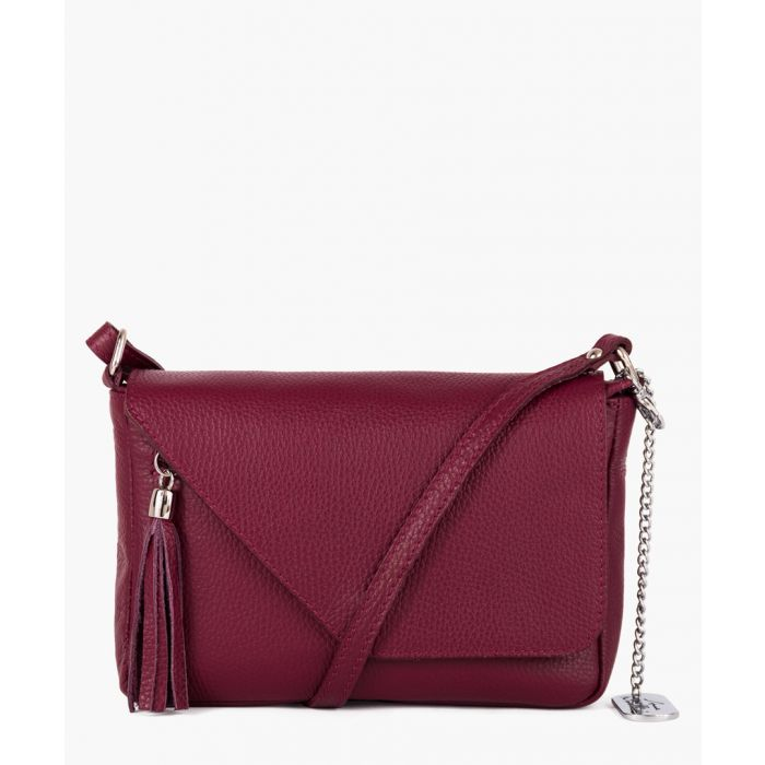 Image for Lola red shoulder bag