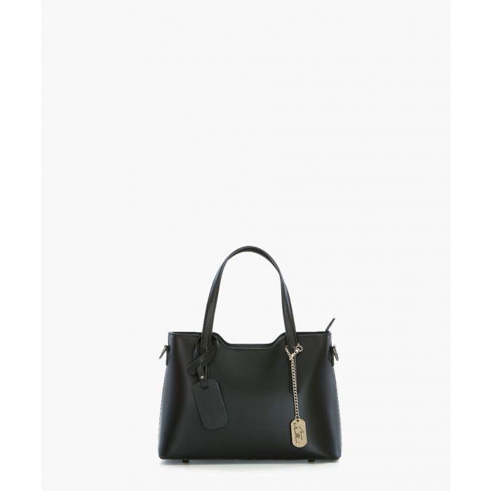 Image for Dalila black shoulder bag