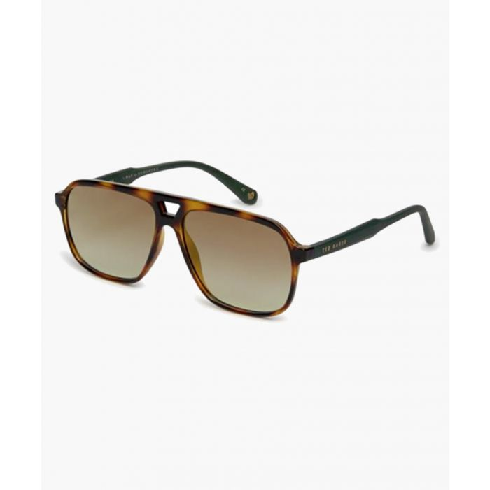 Image for Ervin brown sunglasses