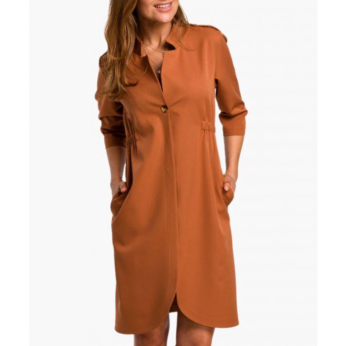 Image for Ginger button pocket dress