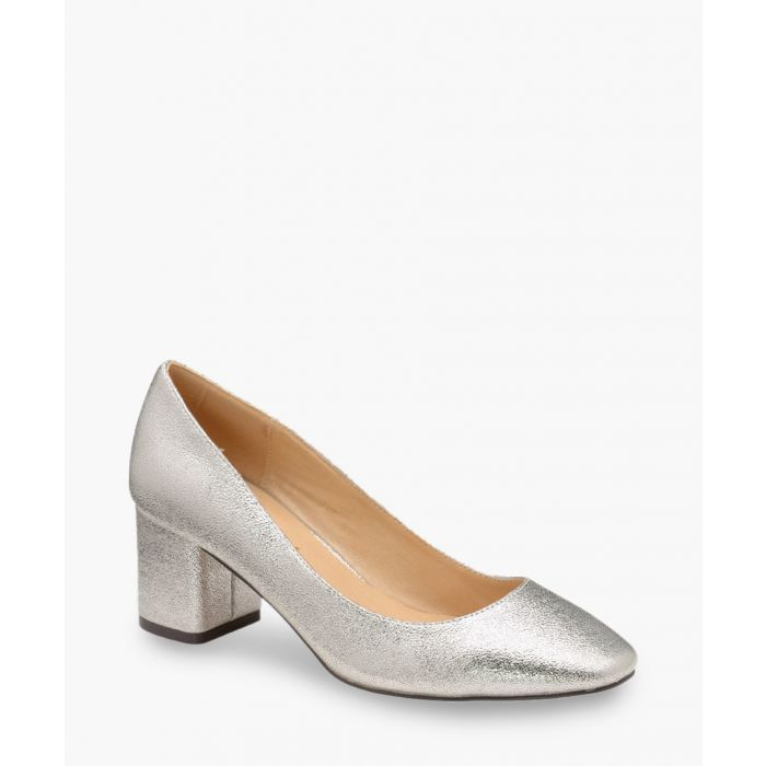 Image for Ravel heel silver pu