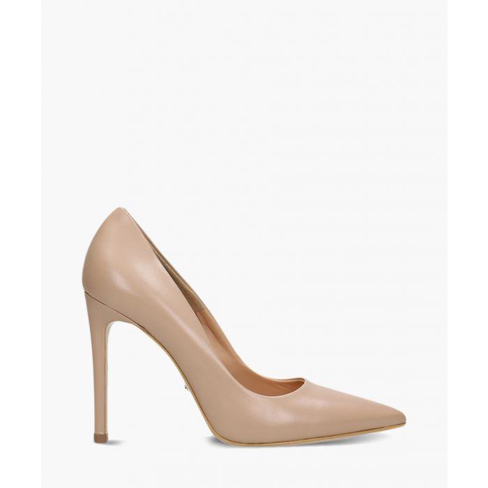 Image for Beige heels