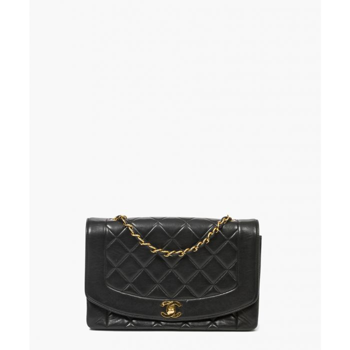 Image for Vintage Diana black bag