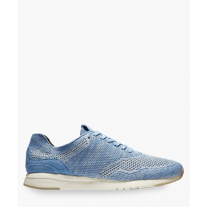 Image for Mens blue trainers