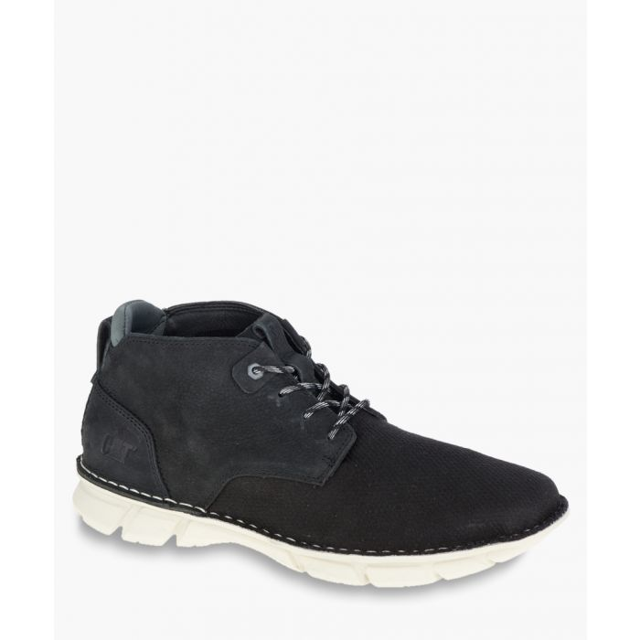 Image for Almanac black mesh ankle boots