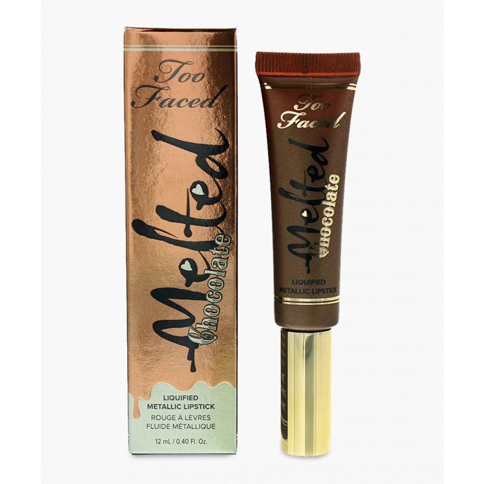 Image for Metallic candy bar melted chocolate metallic lipstick