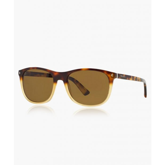 Image for Gold-tone sunglasses