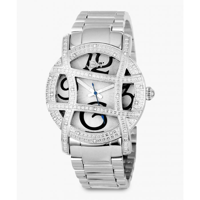 Image for Olympia stainless steel watch