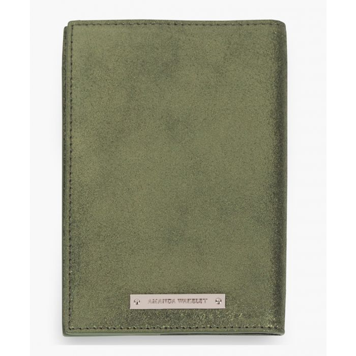 Image for Curtis khaki passport cover