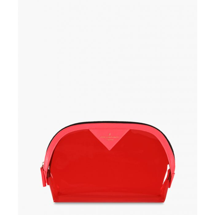 Image for Marcelle The Belmond Collectio red clutch