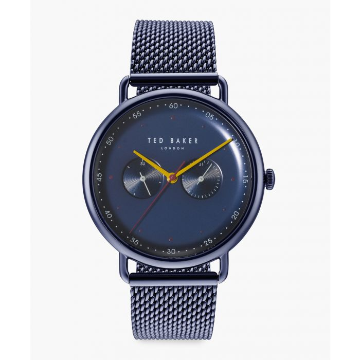 Image for George blue watch