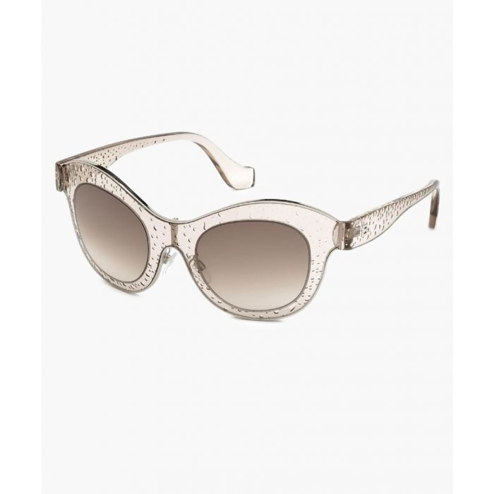 Image for Bubble brown sunglasses