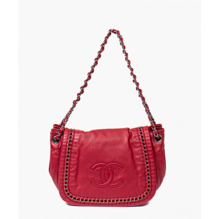 Image for Vintage red logo messenger
