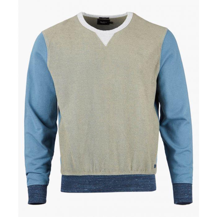 Image for Multi-coloured colour block sweatshirt