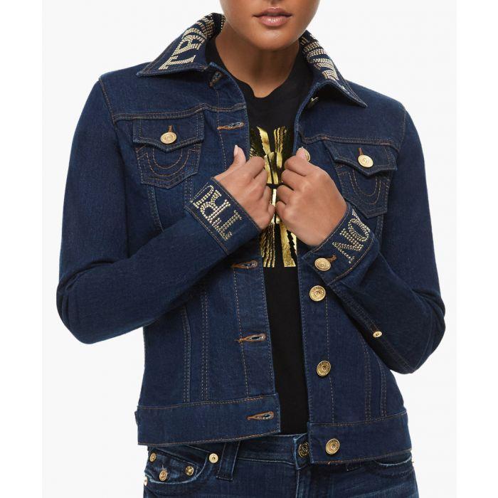 Image for True Religion Blue Coats / Jackets