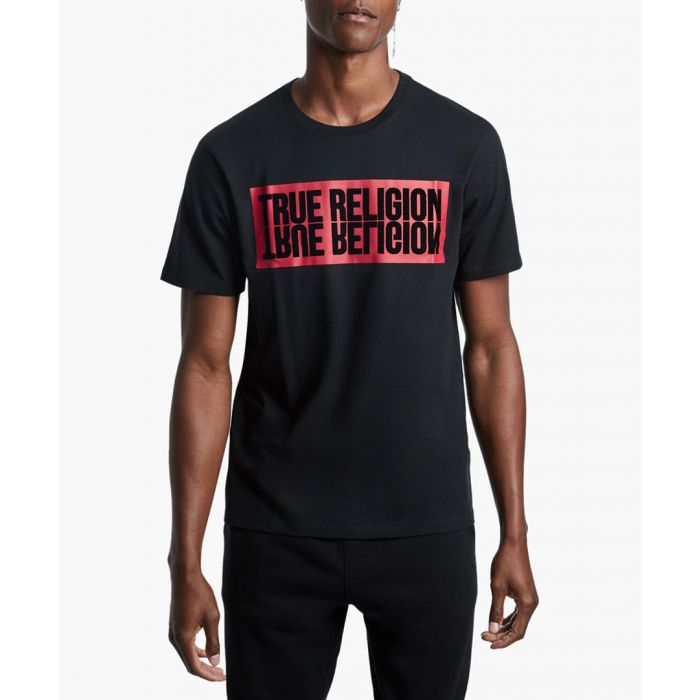 Image for True Religion Black T-Shirts