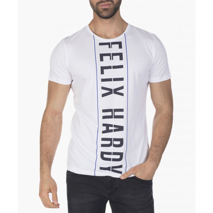 Image for White cotton T-shirt