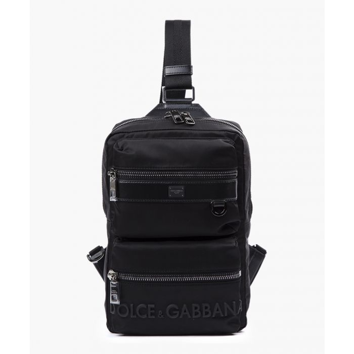 Image for Sicilia DNA black backpack