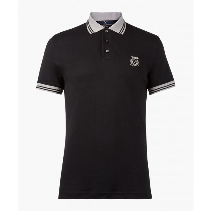 Image for Black polo shirt