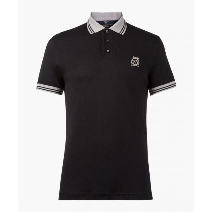 Image for Black polo shirt