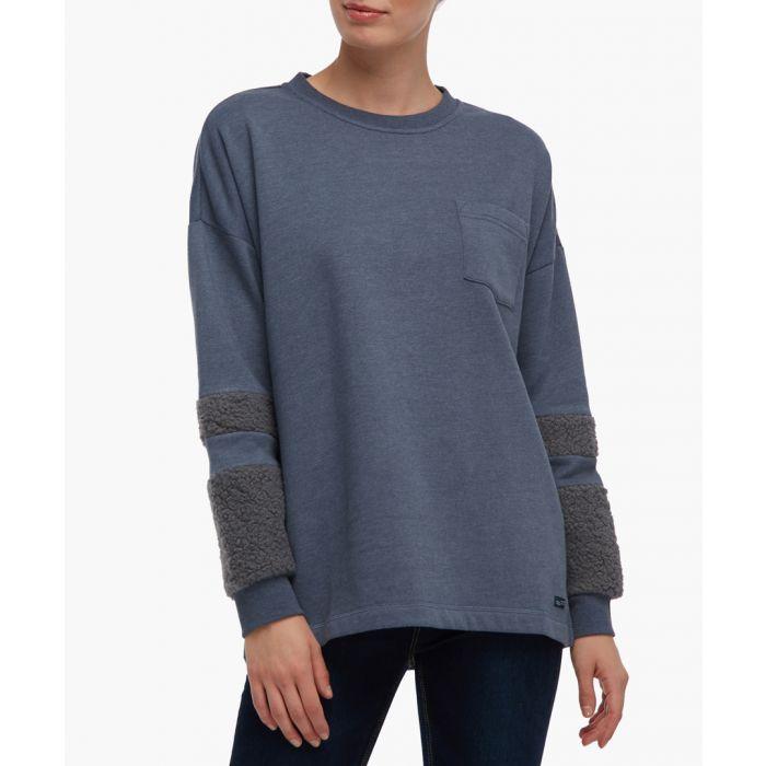 Image for Dark grey blue jumper