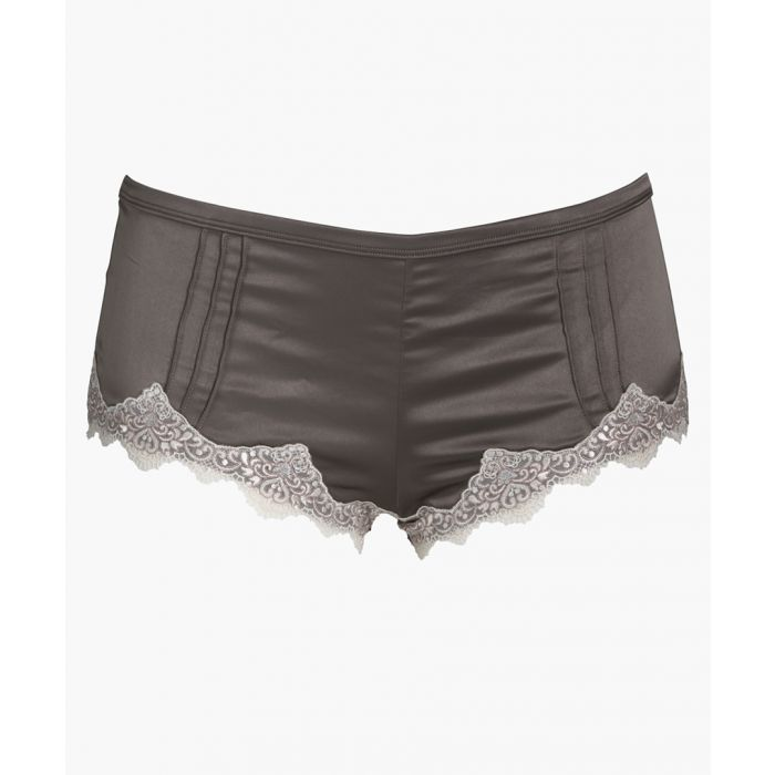Image for Opulent Lace Short Caramel