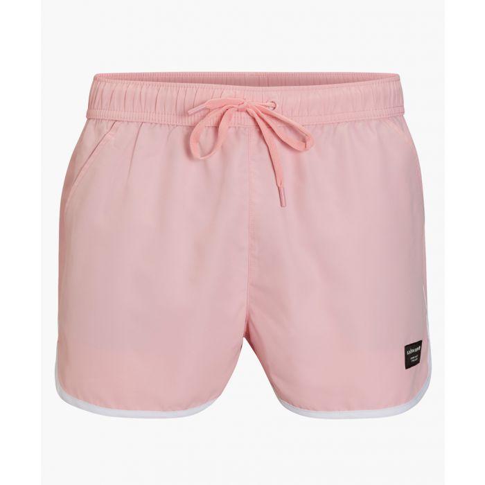 Image for Sandro pink swim shorts