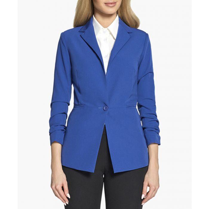 Image for Royal blue blazer