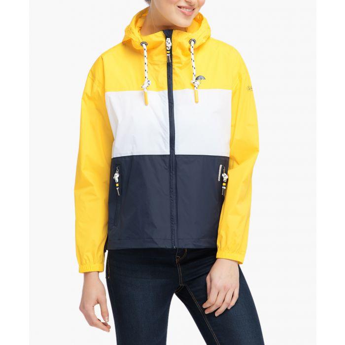 Image for Yellow raincoat