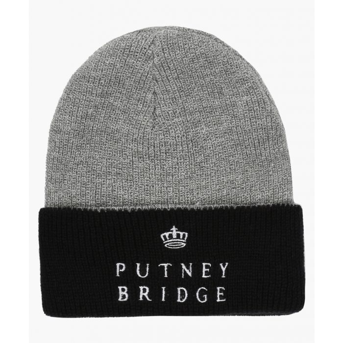 Image for Hardfield grey beanie