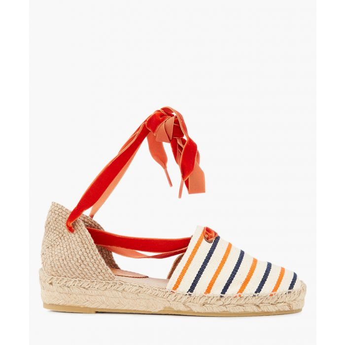 Image for Low Valenciana picasso espadrilles