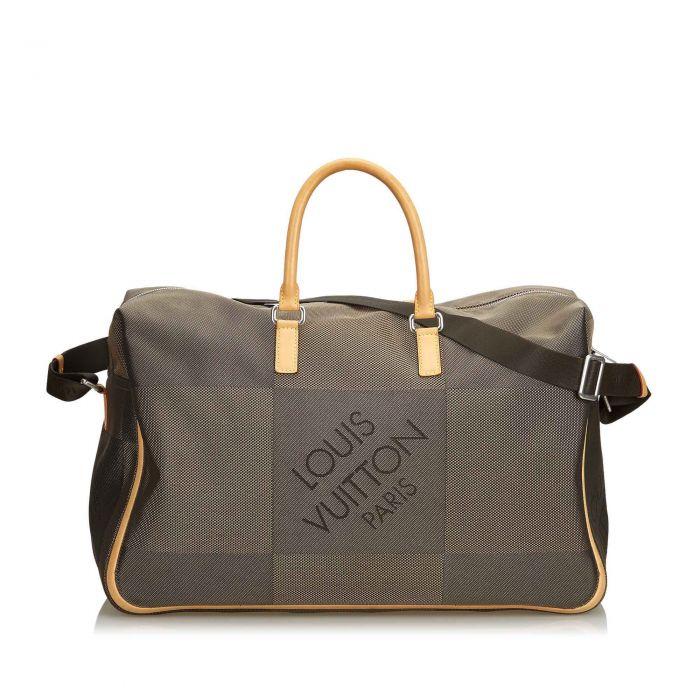 Image for Vintage Louis Vuitton Damier Geant Souverain Brown