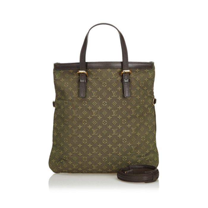 Image for Vintage Louis Vuitton Monogram Mini Lin Francoise Brown