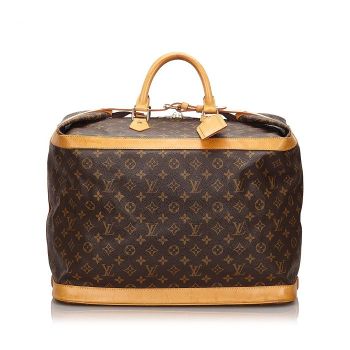 Image for Vintage Louis Vuitton Monogram Cruiser 45 Brown