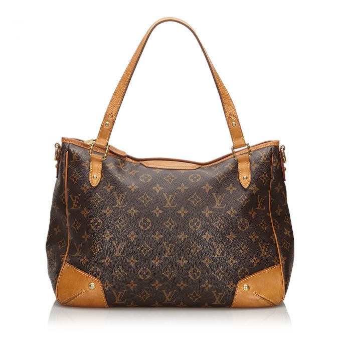 Image for Vintage Louis Vuitton Monogram Estrela MM Brown