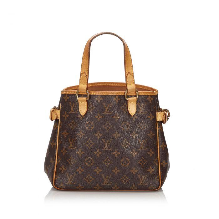 Image for Vintage Louis Vuitton Monogram Batignolles Vertical Brown