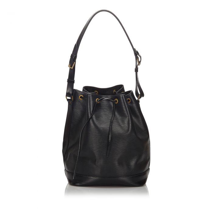 Image for Vintage Louis Vuitton Epi Noe Black