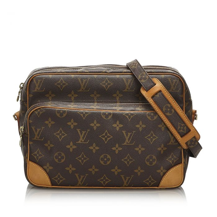Image for Vintage Louis Vuitton Monogram Nile Brown