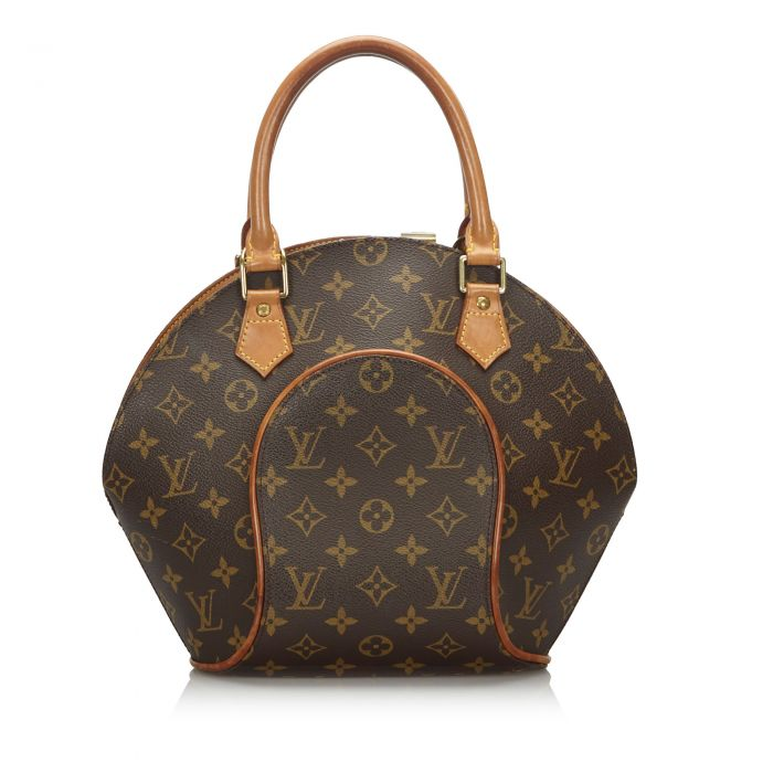 Image for Vintage Louis Vuitton Monogram Ellipse PM Brown